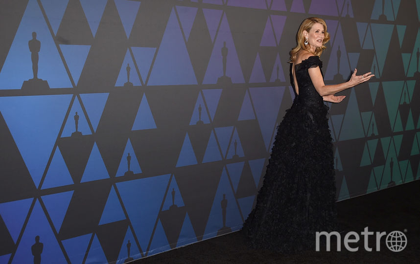 10th annual Governors Awards. Лора Дерн. Фото Getty