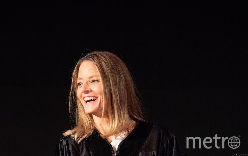 Джоди Фостер сейчас, 2018. Фото Getty