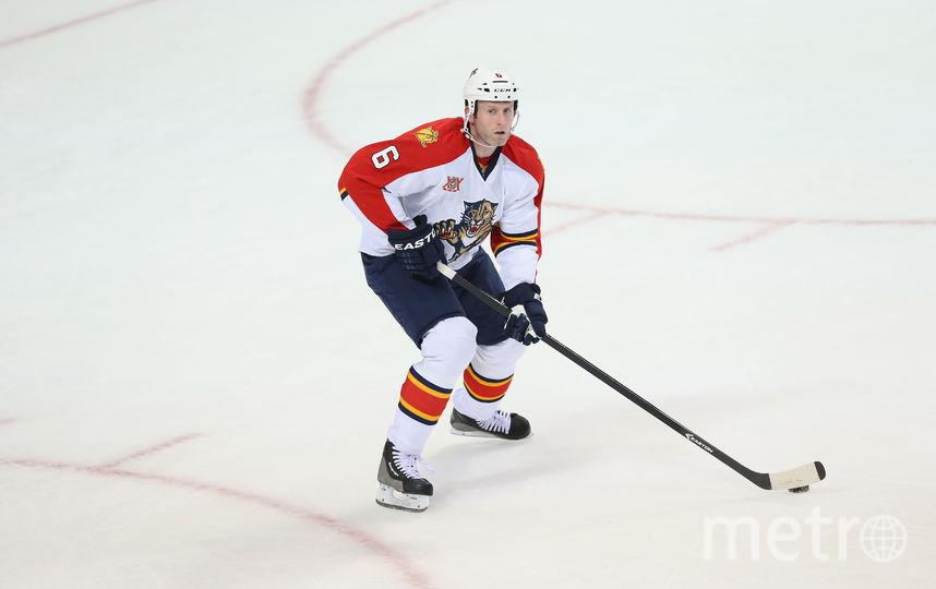 Хоккеист Райан Уитни. Фото Getty