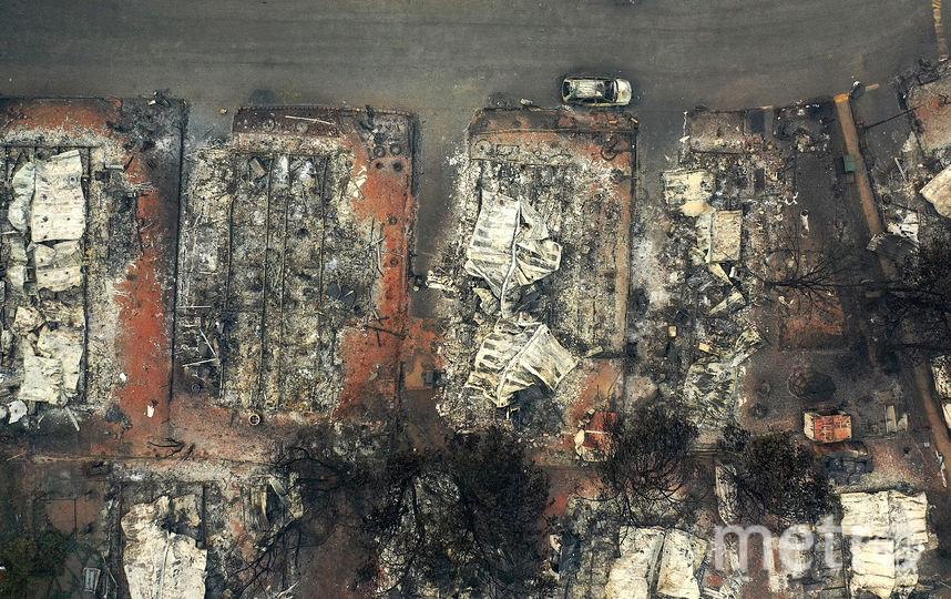 Трагедия в Калифорнии. Фото Getty
