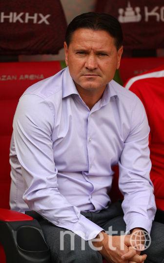 Аленичев считает, что его хотят уволить. Фото Getty