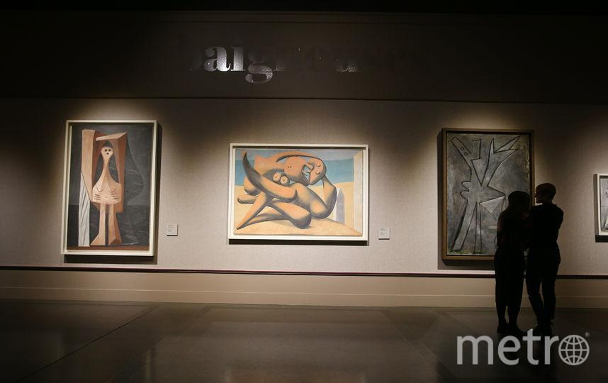 """Выставка """"Пикассо & Хохлова"""". Фото Василий Кузьмичёнок"""