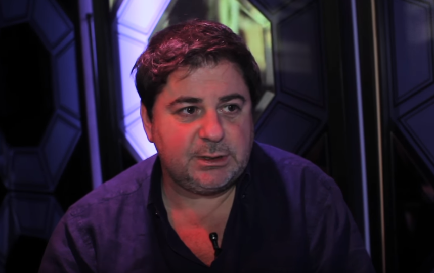 Александр Цекало. Фото Скриншот Youtube