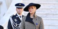 Печальную жену принца Альбера Шарлен и их милых детей обсуждают в Сети