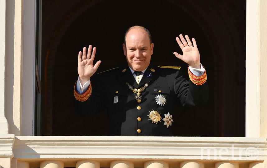 Принц Монако Альбер. Фото Getty