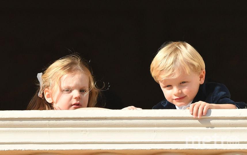 Дети принца Монако. Фото Getty