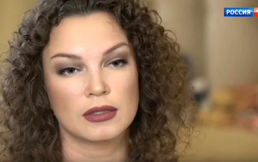 Наталья Устименко. Фото Скриншот Youtube