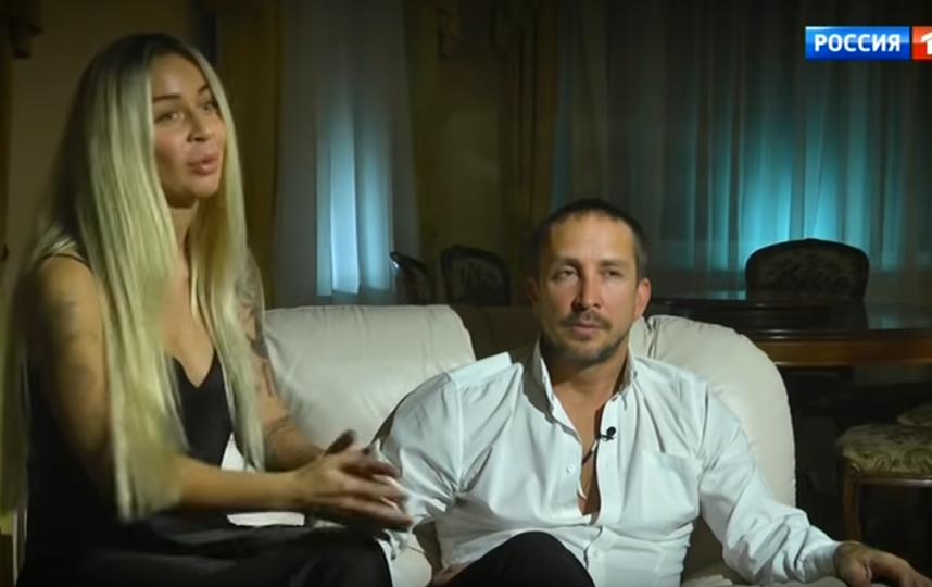 Данко и Мария Силуянова. Фото Скриншот Youtube