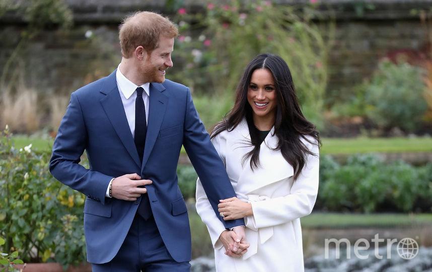 После объявления о помолвке. Фото Getty