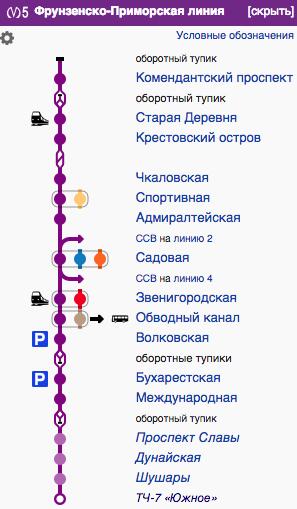 Новые станции метро в Петербурге откроют не раньше февраля. Фото metro.spb.ru/
