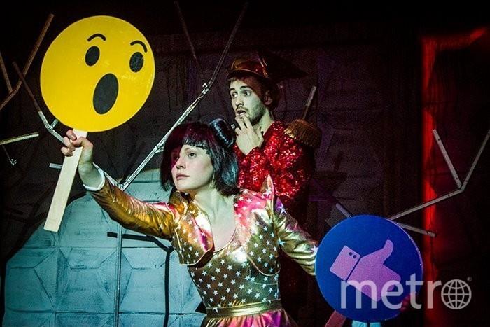 Актёры Евгения Афонская и Риналь Мухаметов (на фото) сыграют в спектакле по пьесе Любы Стрижак. Фото Alex Yocu