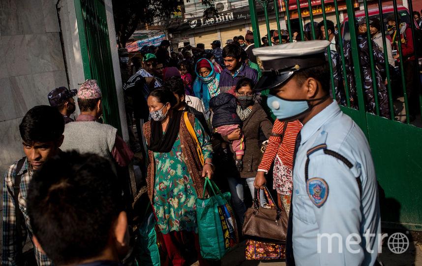 Непал. Фото Getty