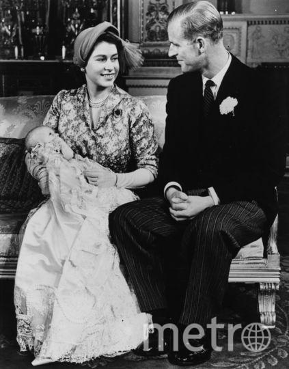 Королева Елизавета II и принц Филипп в молодости. Фото Getty