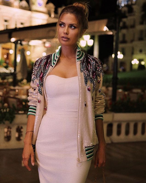 Виктория Боня. Фото Скриншот Instagram: victoriabonya