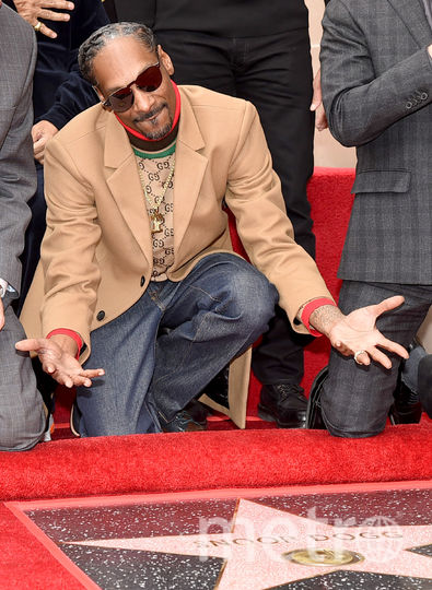 Snoop Dogg. Фото Getty