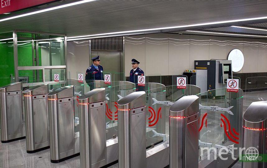В московском метро задержали мошенника, который скрывался от полиции 6 лет. Фото Василий Кузьмичёнок