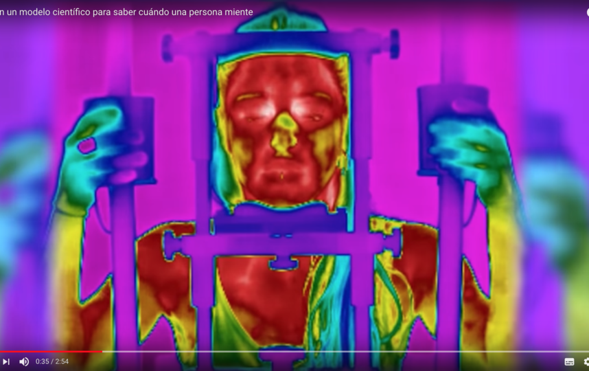 Новый метод на 10% точнее детектора лжи. Фото Скриншот Youtube