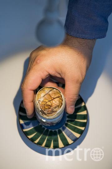 Балют - варёное утиное яйцо, в котором уже сформировался плод с оперением, хрящами и клювом.Употребляется в пищу в странах Юго-Восточной Азии, в особенности на Филиппинах. Фото AFP