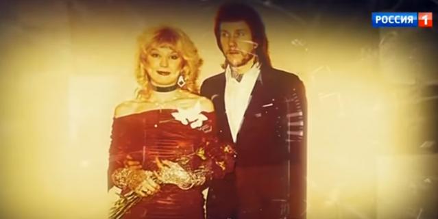 Маша Распутина с первым супругом Владимиром Ермаковым.