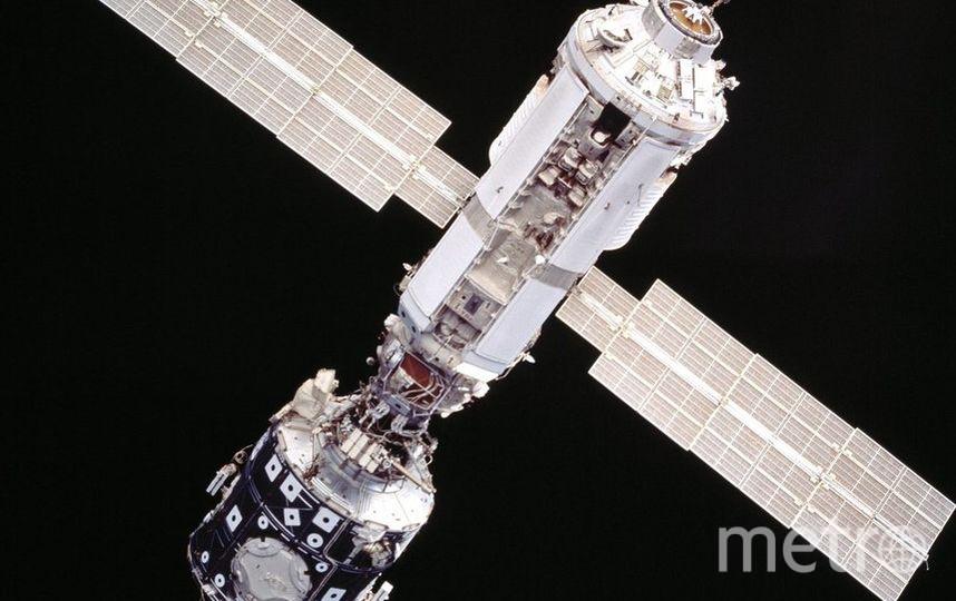Сегодня исполнилось 20 лет МКС. Фото Роскосмос