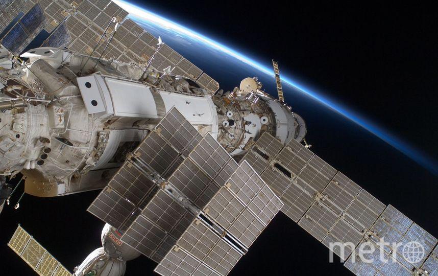 Сегодня МКС исполняется 20 лет. Фото Роскосмос