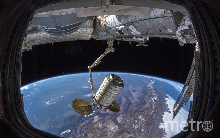 Сегодня МКС исполняется 20 лет. Фото AFP
