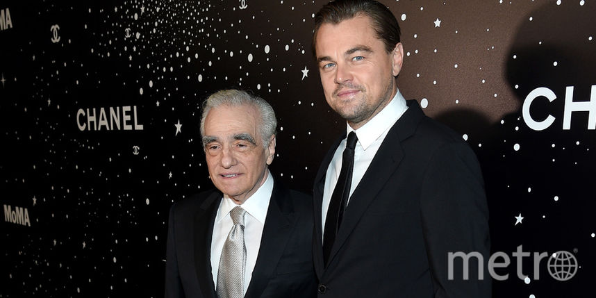 Леонардо ДиКаприо, Дрю Бэрримор и другие звезды чествовали Мартина Скорсезе: фото