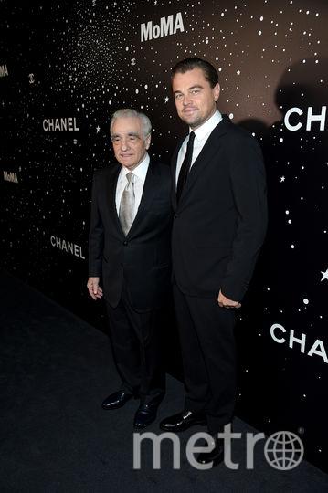 Мартин Скорсезе и Леонардо ДиКаприо. Фото Getty
