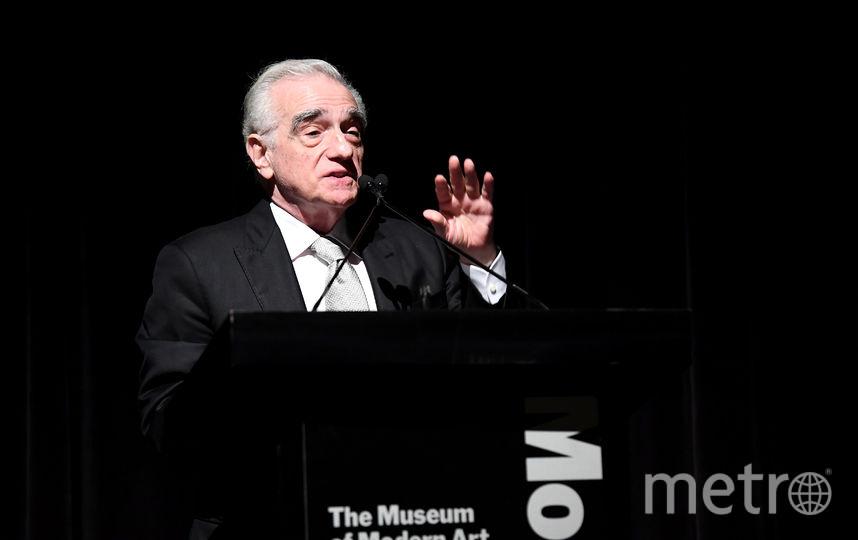 В Нью-Йорке чествовали режиссера Мартина Скорсезе. Фото Getty