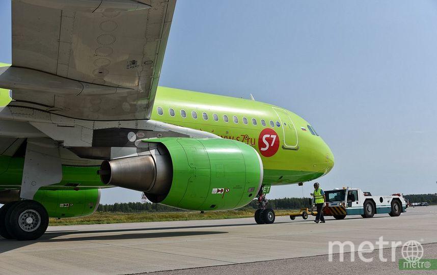 Самолёт насмерть сбил 25-летнего парня в аэропорту Шереметьево. Фото Василий Кузьмичёнок