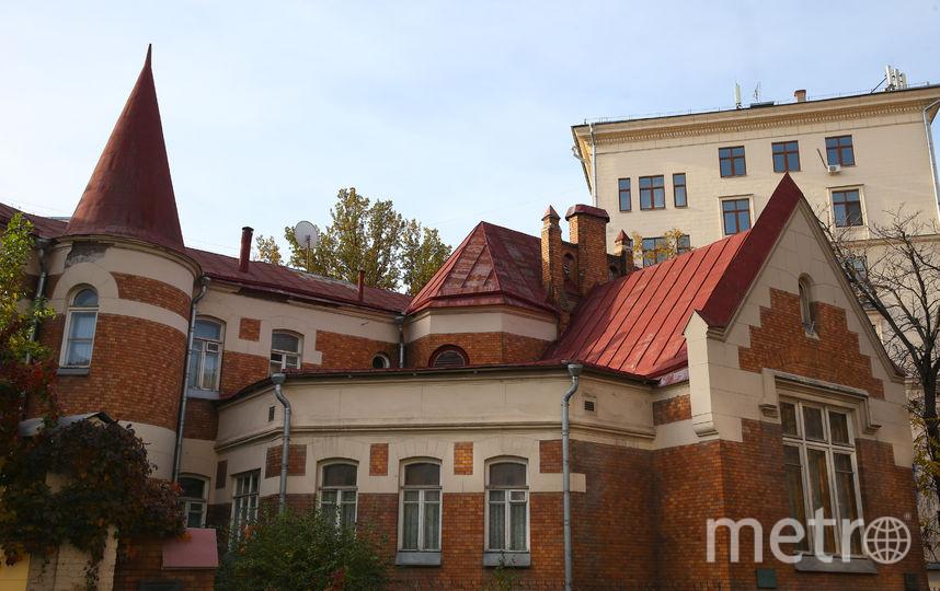 Резиденция посла Уругвая. Фото Василий Кузьмичёнок