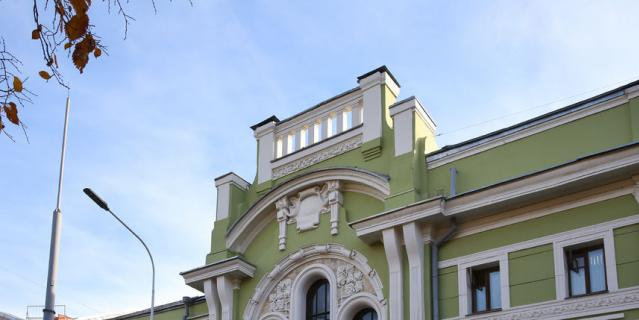 Дом Смирнова.