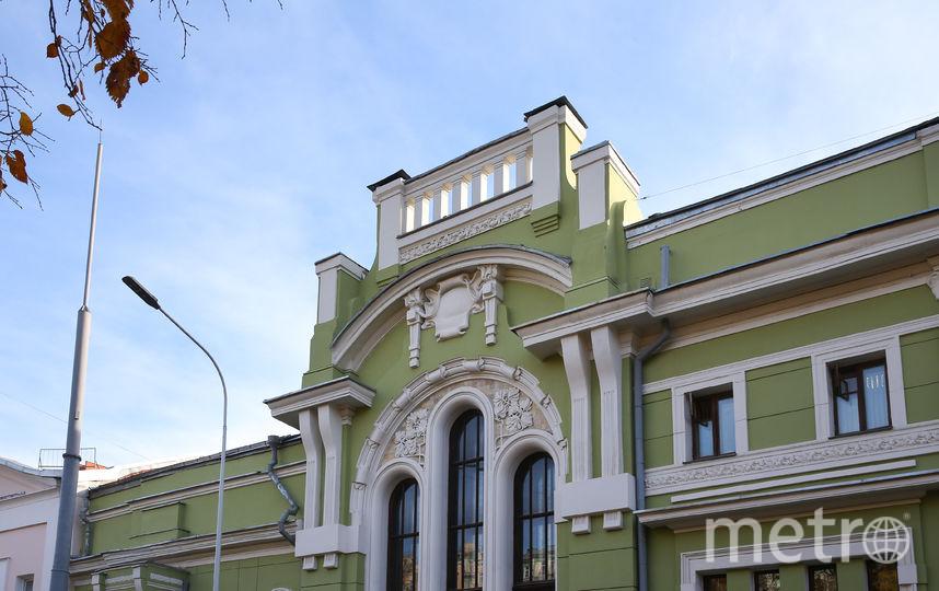 Дом Смирнова. Фото Василий Кузьмичёнок