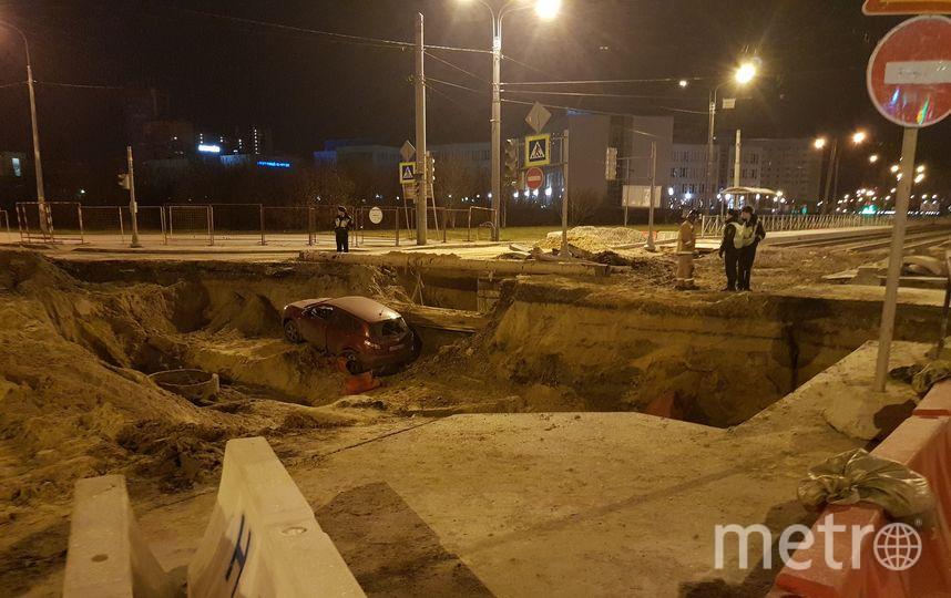 Фото ДТП на Шаврова. Фото vk.com