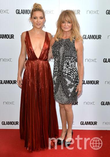 Голди Хоун и Кейт Хадсон. Фото Getty