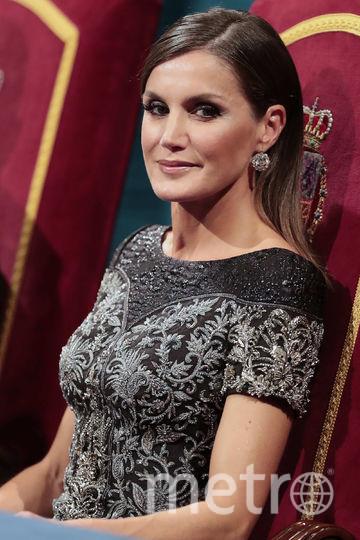 Королева Летиция считается иконой стиля. Фото Getty