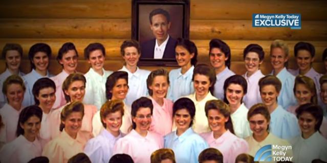 Многочисленные жены Уоррена Джффса.