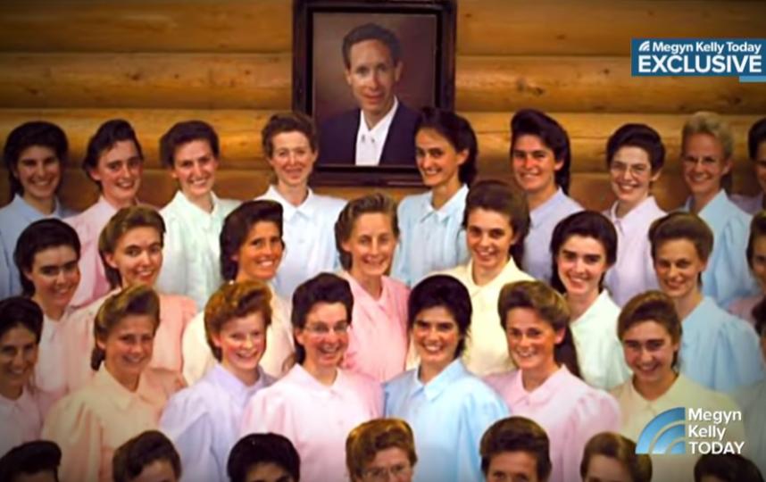 Многочисленные жены Уоррена Джффса. Фото Скриншот Youtube