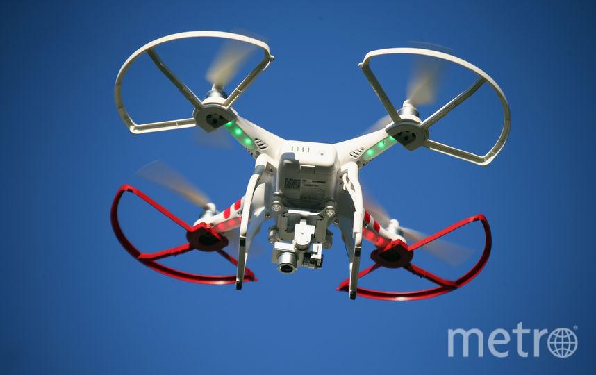 Во время тестовых полётов дрон разгонялся до 67,6 км/ч. Фото Getty