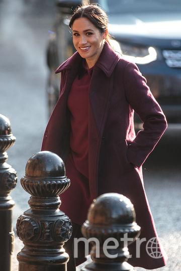 В пальто от бренда Club Monaco. Фото Getty