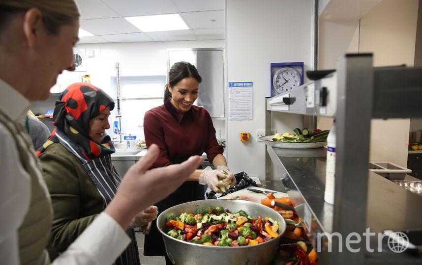 Всего в ходе акции было приготовлено около 200 порций. Фото Getty