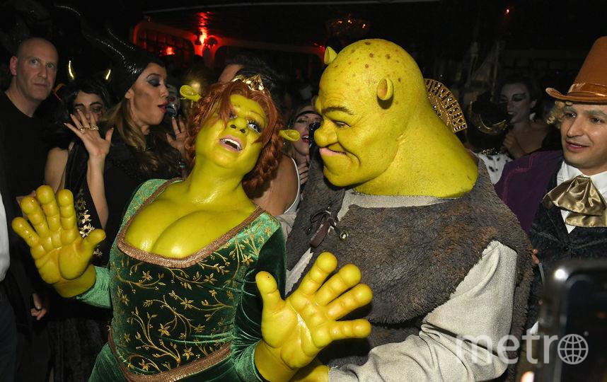 Хайди Клум и Том Каулитц. Фото Getty