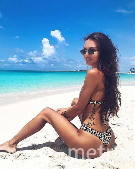Оксана Самойлова. Фото Скриншот Instagram: @samoylovaoxana
