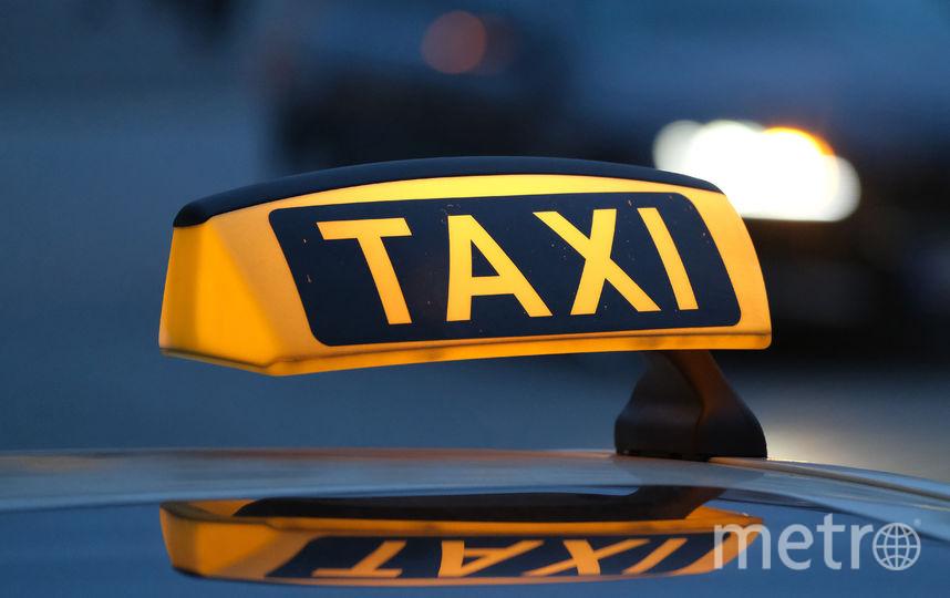 В Москве таксист сломал пассажирке нос и ногу. Фото Getty