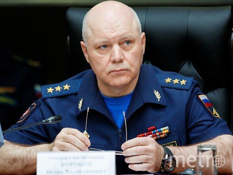 Игорь Коробов. Фото https://ru.wikipedia.org