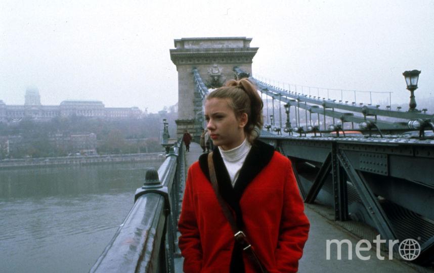 Скарлетт Йоханссон в молодости. Фото Getty