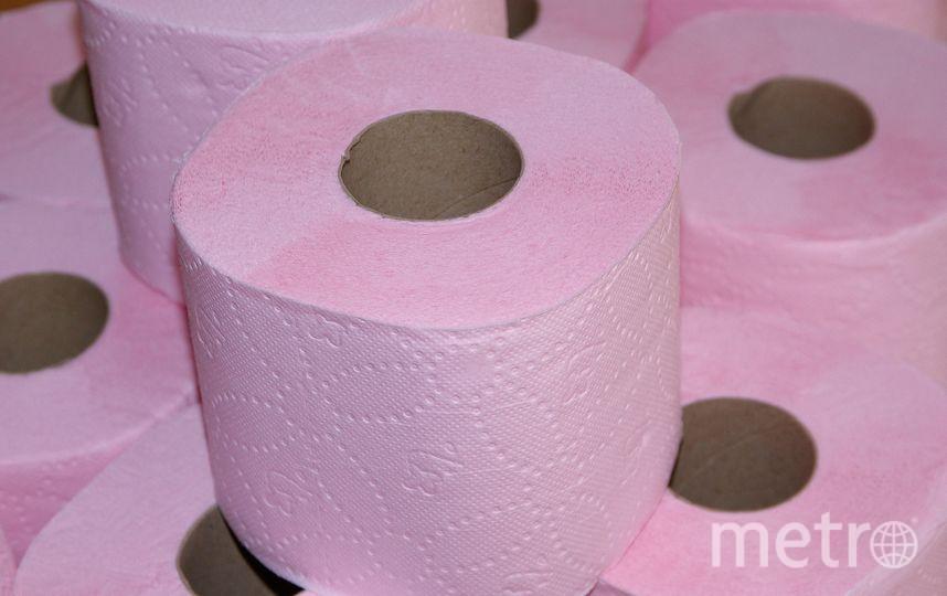 Специалисты опровергли миф о том, что цветная и ароматизированная туалетная бумага может вызывать раздражение или окрашивать кожу. Фото Pixabay