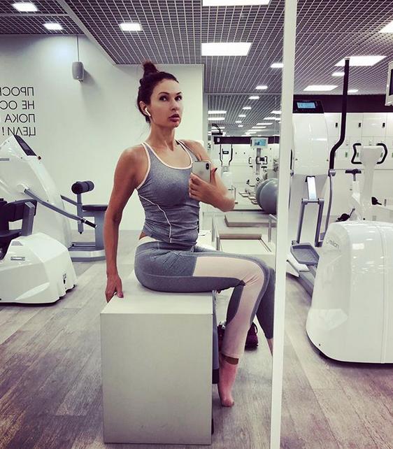 Эвелина Бледанс, фотоархив. Фото скриншот https://www.instagram.com/bledans/