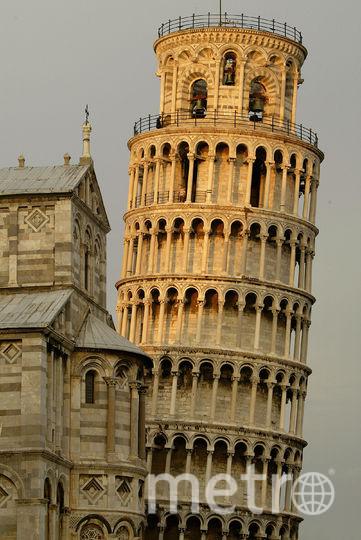 Строительство Пизанской башни началось в 1173 году и продлилось почти 200 лет. Фото Getty