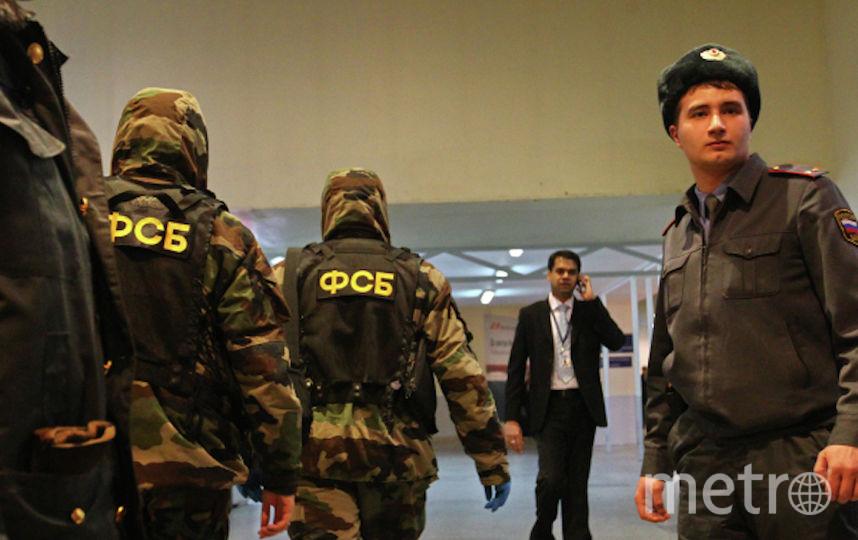 """ФСБ сообщила о предотвращении """"целого ряда"""" нападений на российские школы в октябре после массового убийства в Керченском колледже. Фото РИА Новости"""